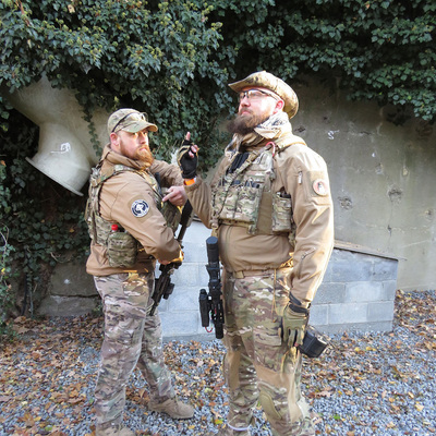 Airsoften - Foto's & past events - Past Events 2018