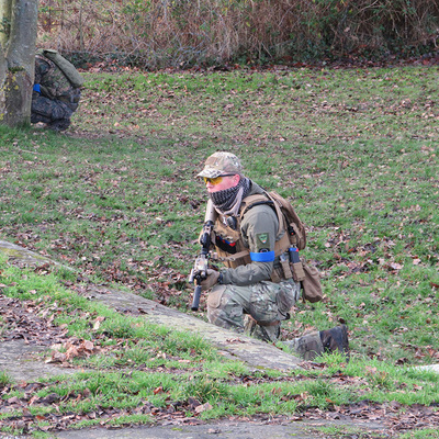 Airsoften - Foto's & past events -12/01/20