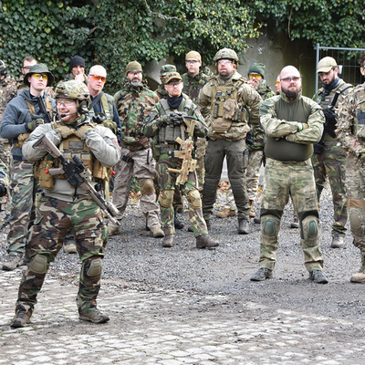 Airsoften - Foto's & past events - 11/01/20